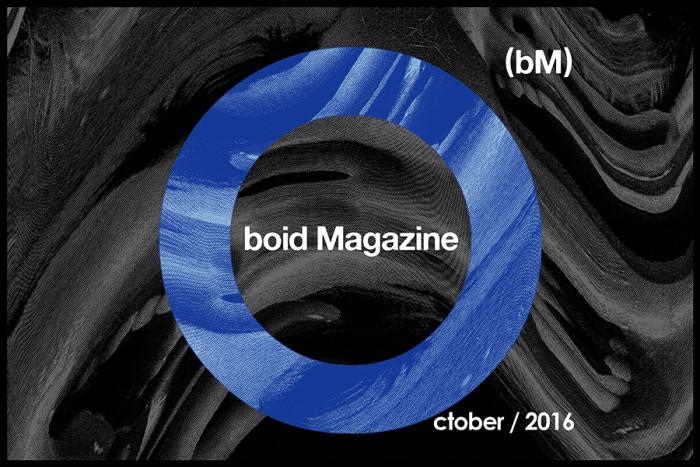 boidマガジン2016年10月号第4週発行しました