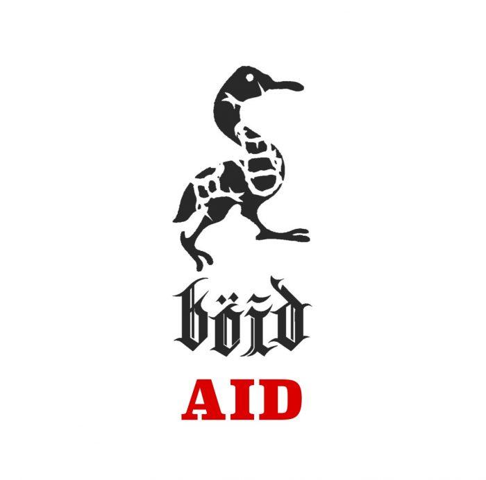 「boid aid」明日4/15(水)にて終了です